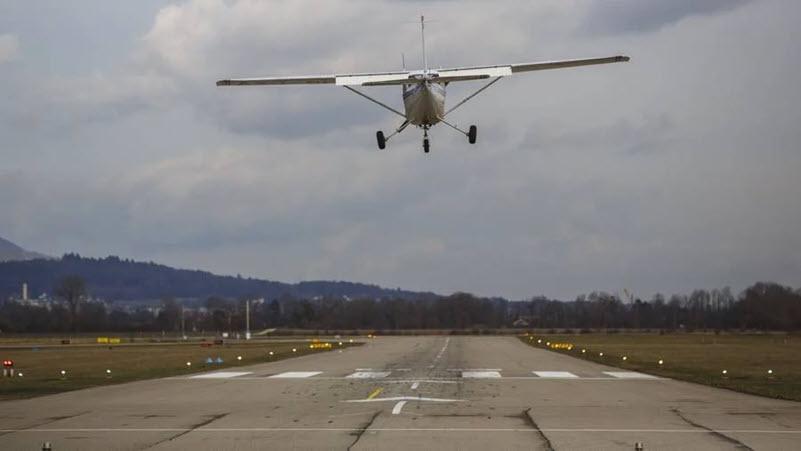 Braucht der Flughafen Grenchen einen «Flugzeug-Fänger»?
