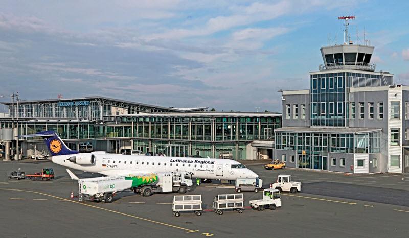 Flughafen Paderborn in der Insolvenz