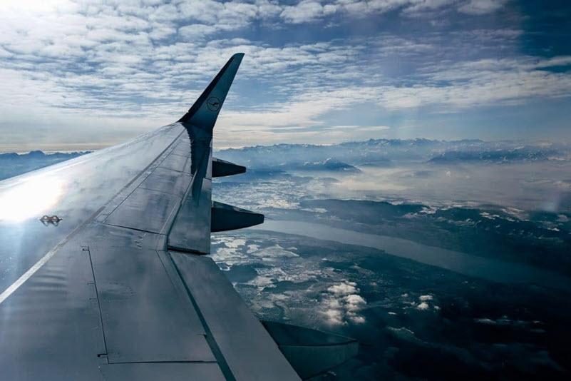 EU: Neue Luftraum-Pläne vorgestellt