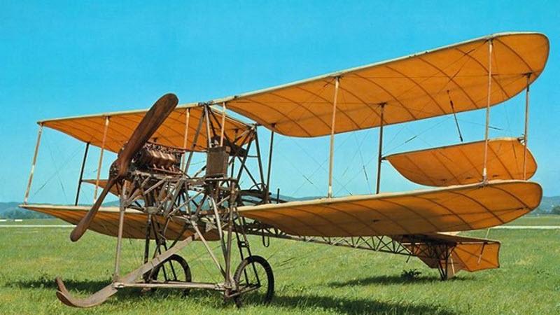 Rekordflug über den Genfersee