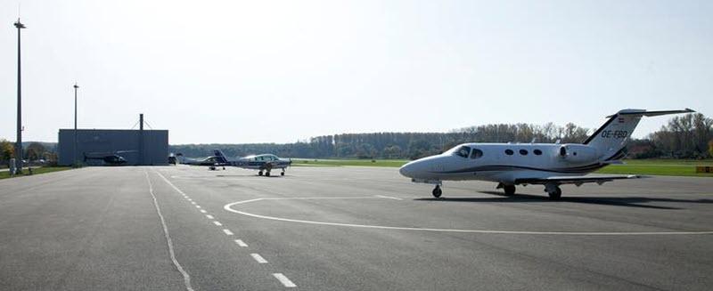Flugplatz Speyer boomt