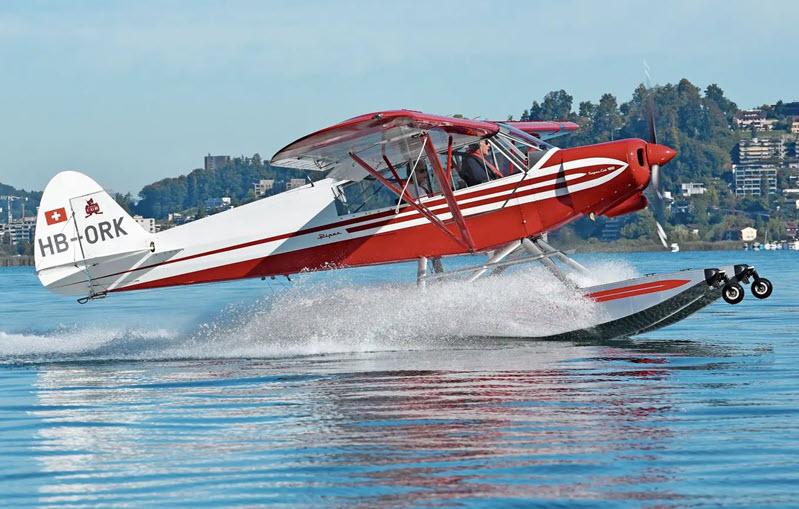 Wasserflugzeug-Meeting Hergiswil