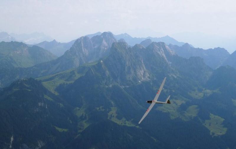 Modellflugflugverbot im Kanton Appenzell Innerrhoden