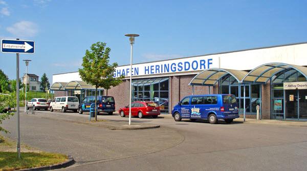 Saisonende am Flughafen Heringsdorf
