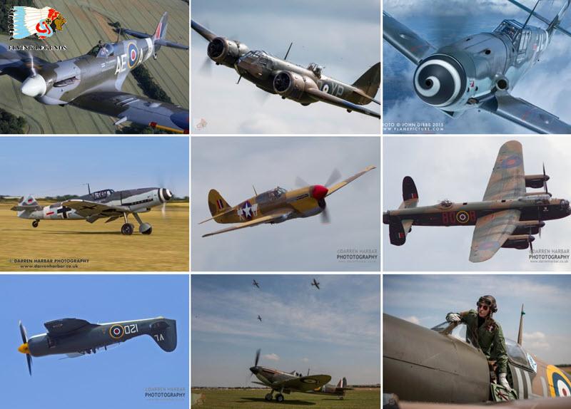 Flying Legends Airshow künftig auf Sywell Aerodrome