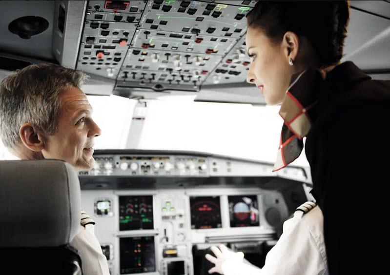 Piloten starten Lokführer-Ausbildung