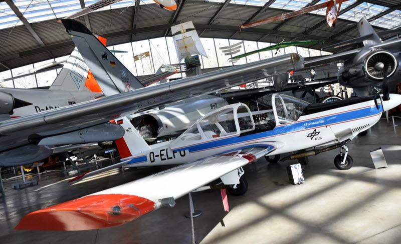 Luftfahrt-Geschichte in Schleißheim