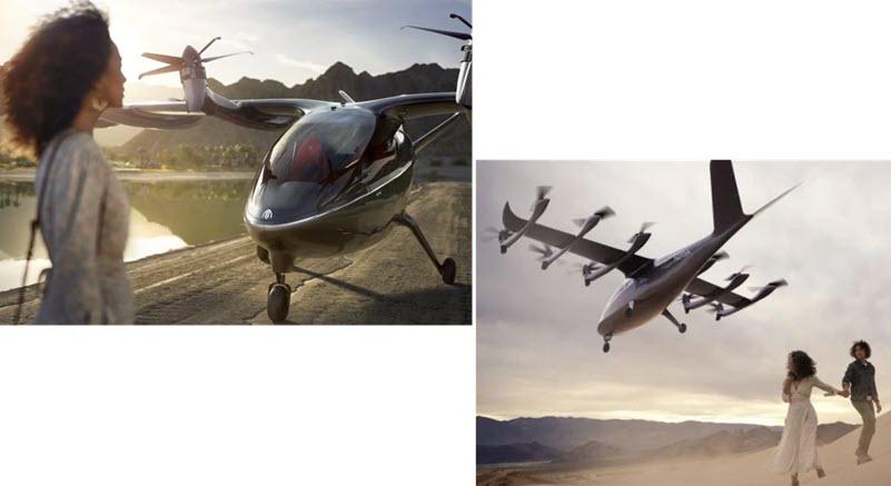 United bestellt 200 Flugtaxis