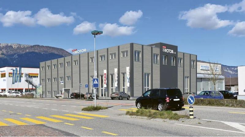 Widerstand gegen Swiss Rotor Hubs-Bauprojekt