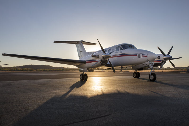 Royal Flying Doctor Service selects Beechcraft King Air 360