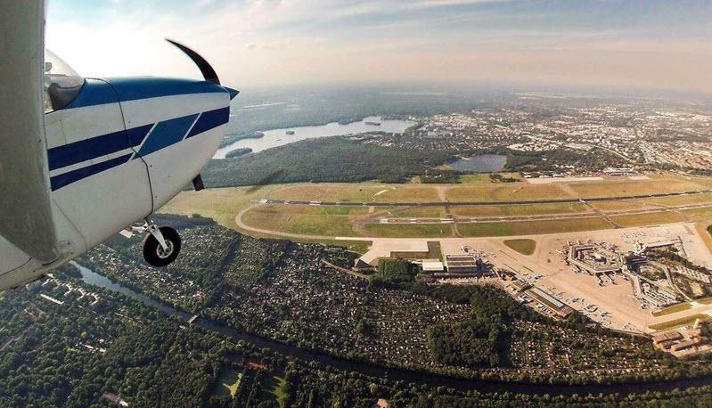 Wieder Flugverbot über Berlin?