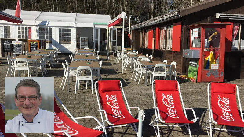 Flugplatz-Restaurant musste wegen Lockdown Bier loswerden