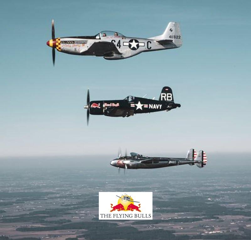 Mustang P-51D neu bei den Flying Bulls
