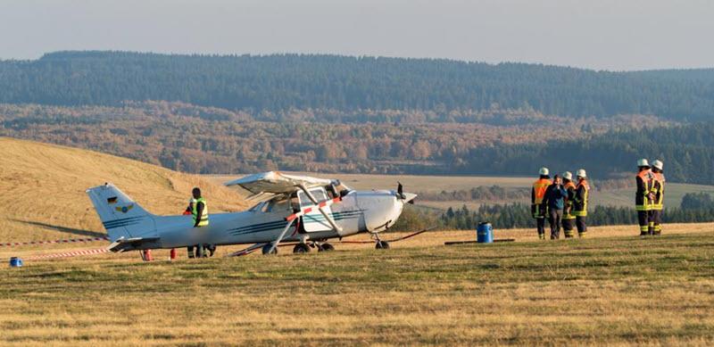 Wasserkuppe: 58jähriger Pilot erhält Bewährungsstrafe