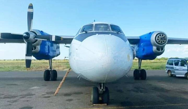 Propeller im Flug verloren
