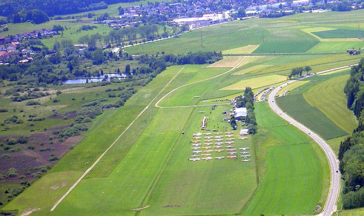 Blumberg: neue Genehmigung für Luftsportverein