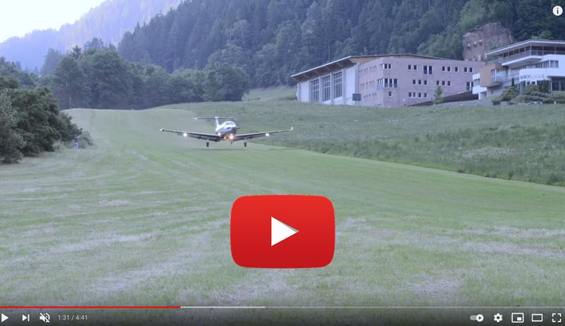 Locher Airfield – Der etwas andere Flugplatz