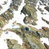 Zwei Flugunfälle oberhalb Bivio
