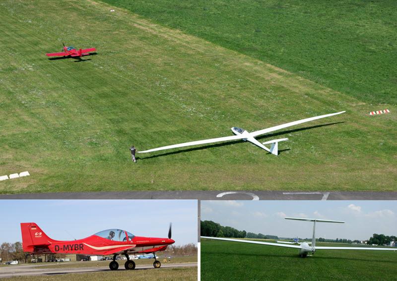 Neuer Flugzeug-Schlepper: Breezer B400