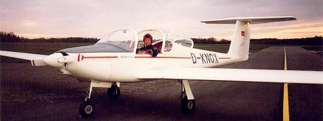 Deutschlands älteste Fluglehrerin über das Fliegen in der DDR