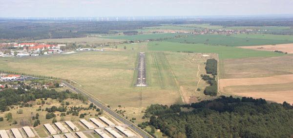 Strausberg führt GPS-Anflug ein