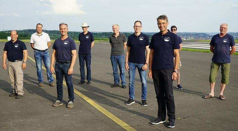 Neue Führung für Flugsport-Club Würzburg