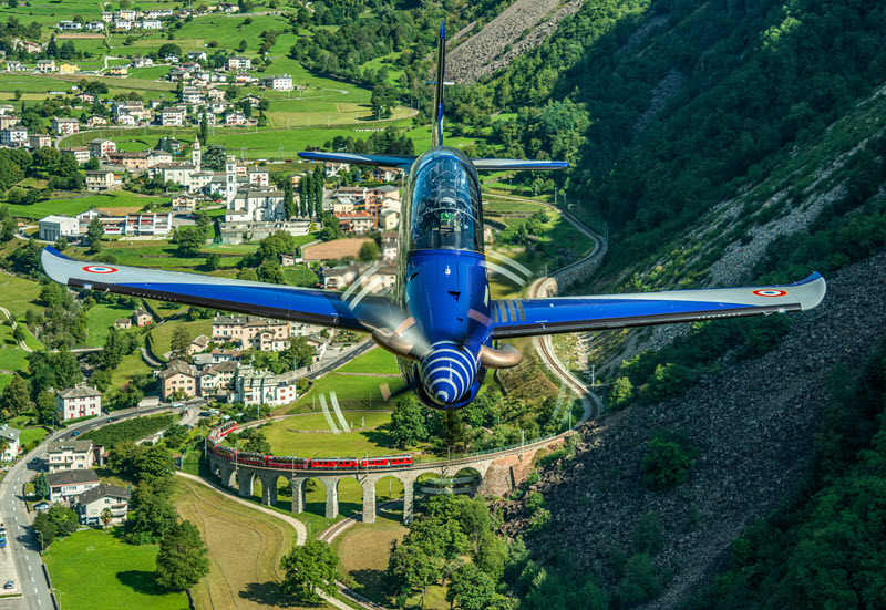 PC-21_Trainingsflugzeug_Jettrainer_Pilot_Ausbildung