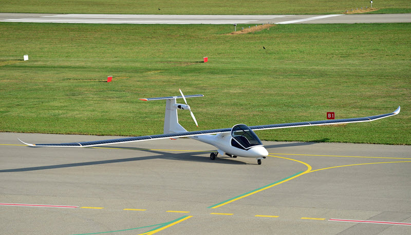 Electrifly in Grenchen