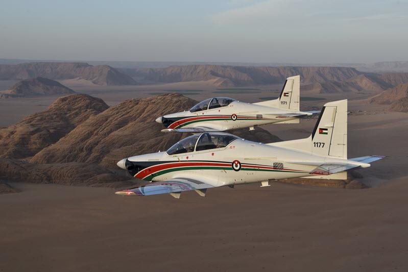 Spanische Luftwaffe erhält ersten PC-21
