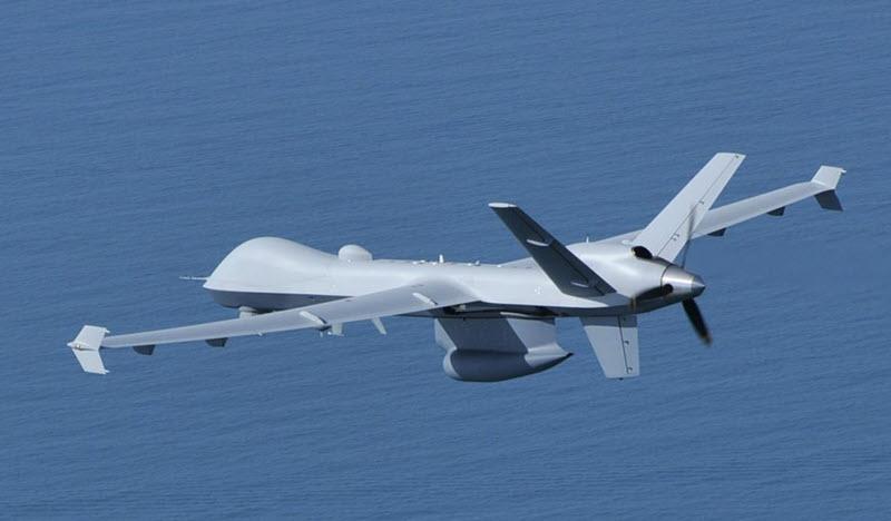 SeaGuardian-Drohne im zivilen Luftraum